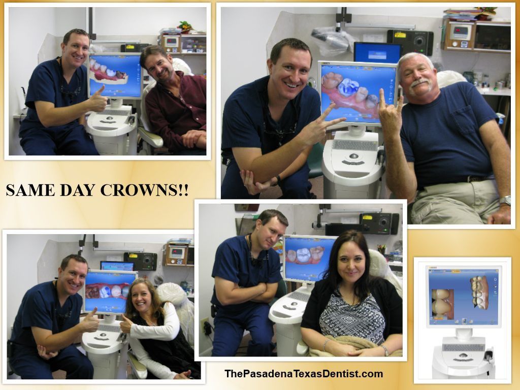 Deer Park Texas Same Day Crowns