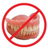 Hate your dentures?